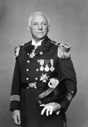 Oscar Wisting - Oscar Adolf Wisting ca 1930