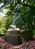 Oslo, statue of Camilla Collett in Oslo (9) BRIGHTER.jpg