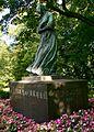 Oslo, statue of Camilla Collett in Oslo (9) BRIGHTER.jpg