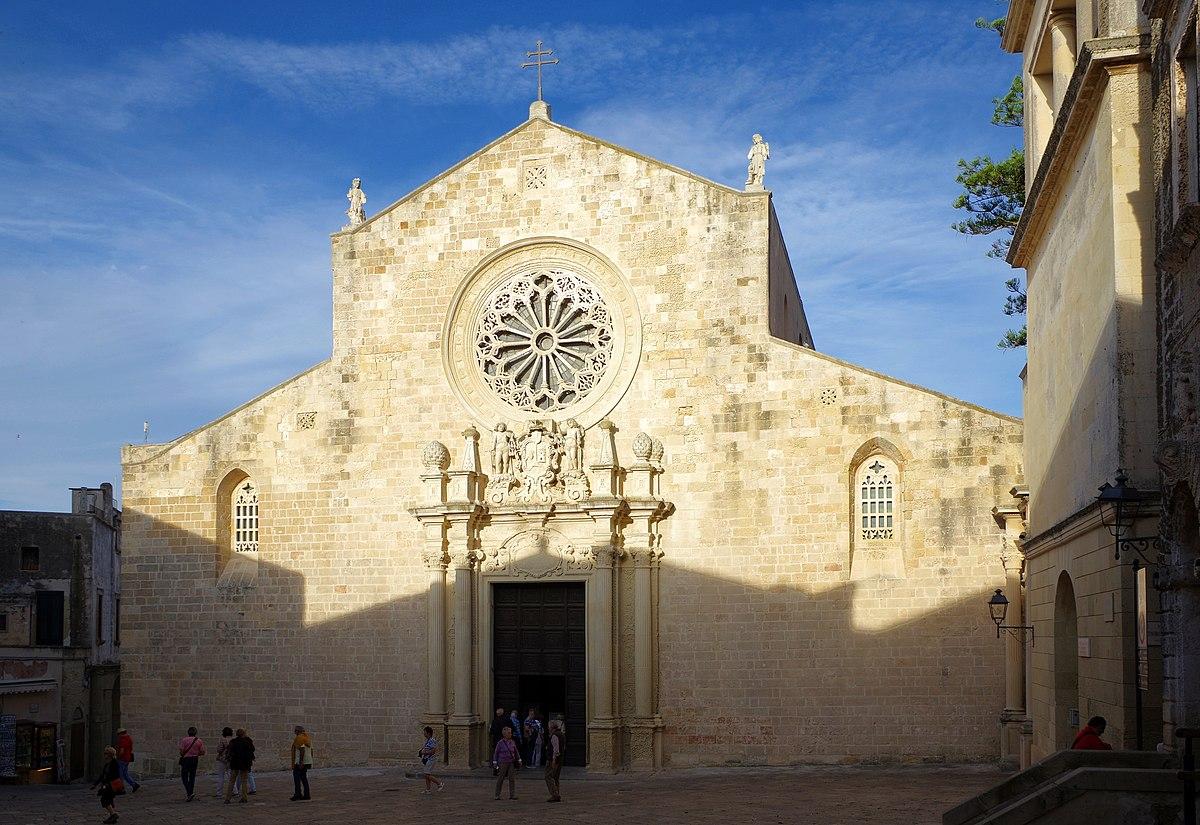 Otranto Cathedral - Wikipedia
