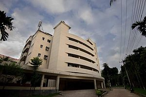 Chittagong Medical College - Outdoor, Chittagong Medical College