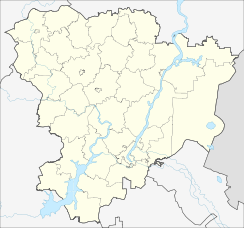 Volgograd is located in Volgograd Oblast