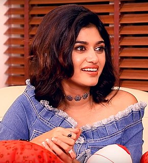 Oviya Helen Indian film actress