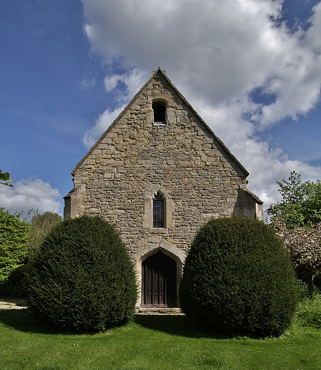 St Bartholomew's Chapel, Oxford