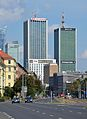 Oxford Tower Hotel Marriott Warsaw 2014.JPG