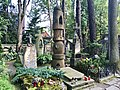 Pęksowy Brzyzek National Cemetery in Zakopane, August 2017, 01.jpg