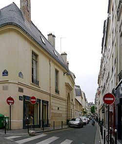 P1110399 Paris VII rue de la Chaise rwk.JPG