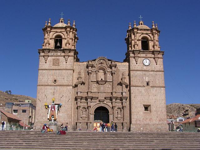 Cathédrale Saint-Charles-Borromée de Puno