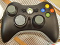 PGR4 Pre-launch in Taiwan Xbox360 Black GameController.jpg