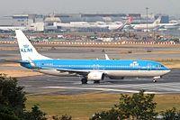 PH-BXR - B739 - KLM