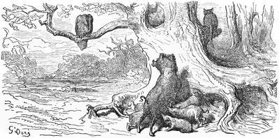 Bajki La Fontaineksięga Trzeciacałość Wikiźródła