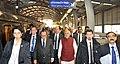 PM Modi and French President Hollande take a metro ride to Gurgaon (24716558521).jpg