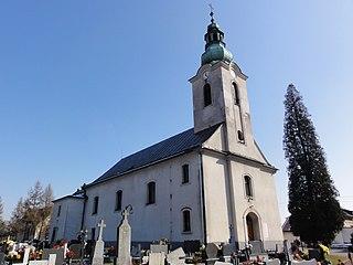 Sołectwo in Silesian, Poland