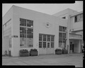 PORTION OF SOUTH REAR, SOUTHWEST CORNER - Maintenance Building, Second Street, Keyport, Kitsap County, WA HABS WA-266-4.tif