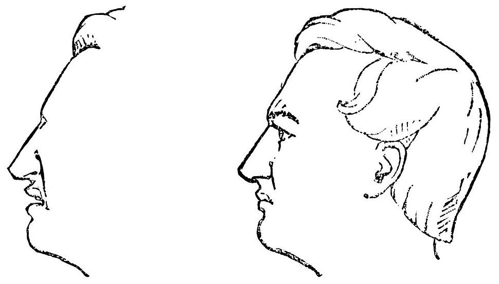 PSM V36 D697 Bitter facial expressions