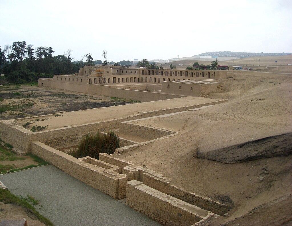 templo pachamacac
