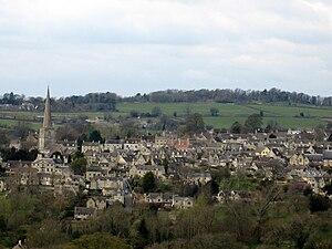 Painswick - Image: Painswick View 2