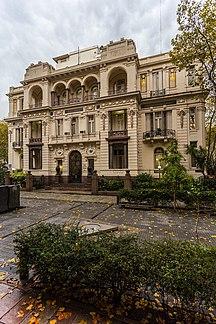 Uruguay-Government-Palacio Piria, Montevideo 05