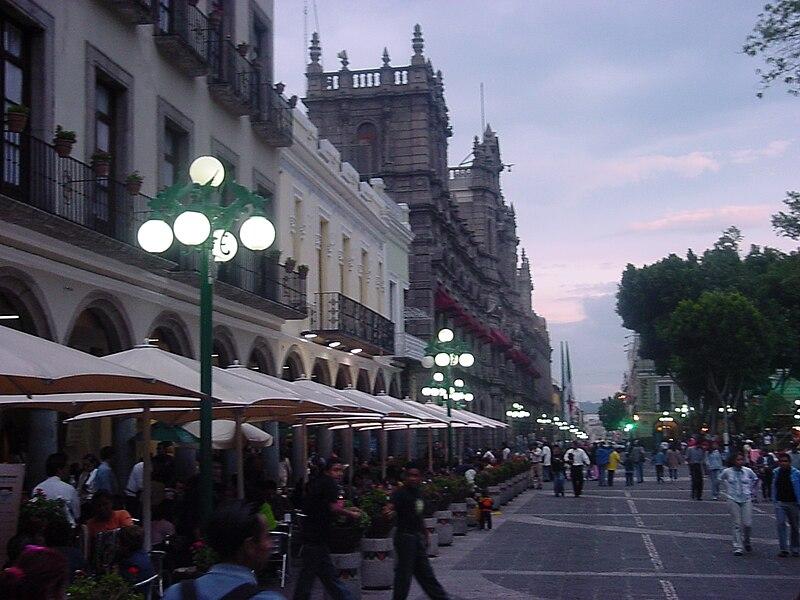 File:Palacio de Gobierno en la ciudad de PUebla de Zaragoza.jpg