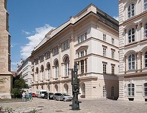 Palais Niederösterreich - Palais Niederösterreich