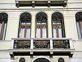 Palazzo Ravenna, balcone facciata (Rovigo).JPG