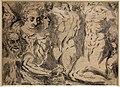 Palma il giovane, studi di figure, 1636.jpg