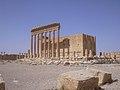 Palmyra (Tadmor), Cella des Baal-Tempels (38651424516).jpg