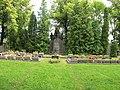 Památník 1946 na hřbitově v Lomu 01.jpg