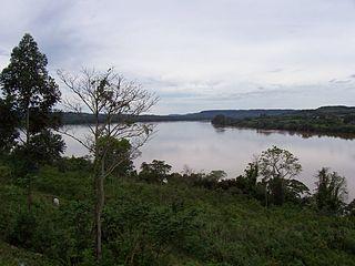 Panambí Dam