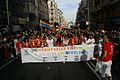 Pancarta Arcópoli Orgullo LGTB Madrid 2011.jpg