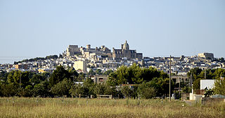 Oria, Apulia Comune in Apulia, Italy