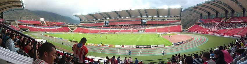 Resultado de imagem para estádio de Mérida fotos