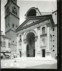 Basilica De San Andres Mantua Wikipedia La Enciclopedia Libre