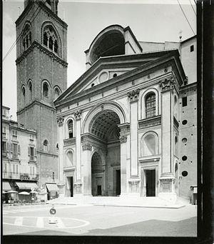 Basilica of Sant'Andrea, Mantua - Image: Paolo Monti Servizio fotografico (Mantova, 1972) BEIC 6346687