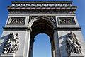 Paris - Arc de triomphe de l'Etoile - PA00088804 - 2015 - 009.jpg