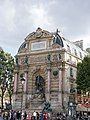 Paris 75006 Fontaine Saint-Michel 20150725.jpg