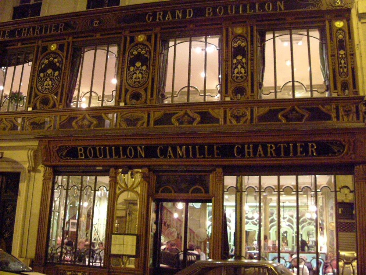 Restaurant Dans Le Quartier Cine Madeleine Marseille