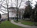 Park an der Psychiatrischen Klinik mit Zentrum für Biosystemanalyse der Albert-Ludwigs-Universität 2.jpg