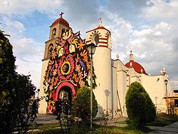 Parroquia de la Inmaculada Concepción - Zapotlan de Juarez, HG, MX.JPG