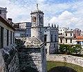Parte lateral del Castillo de la Real Fuerza.jpg