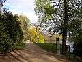 Path alongside Upper Lake, Roundhay Park (1) (geograph 5435447).jpg