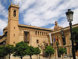 Façana del Patriarca de València