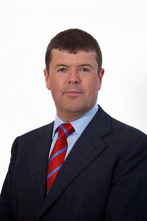 Paul Burstow - Image: Paul Burtsow Official