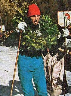 Pauli Siitonen Finnish cross-country skier