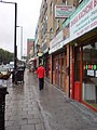 Pavement on East India Dock Road - geograph.org.uk - 1395887.jpg