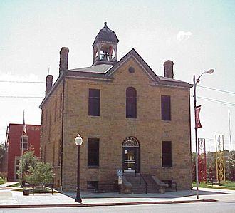 Pawhuska, Oklahoma - Pawhuska City Hall (2007)