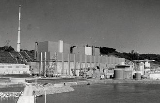 Peach Bottom Nuclear Generating Station - Image: Peach Bottom Nuclear Generating Station 1974 cropped