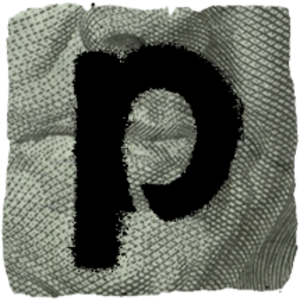 Peculate (band) - Image: Peculate logo