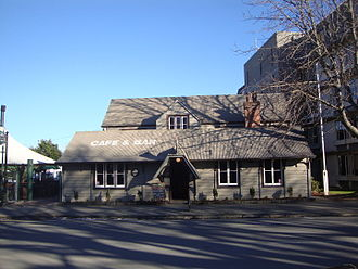 Henry Le Cren - Pegasus Arms in Christchurch, built for Longden and Le Cren in 1852