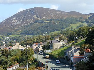 Penmaenmawr town and community in Conwy County Borough, Wales